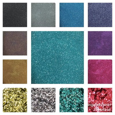 EcoGlitterWorld Eco-glitter SPARKLE Single color