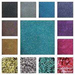 EGW Eco-glitter SPARKLE Single color
