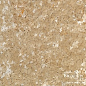 Bio-Glitter PURE Light Gold